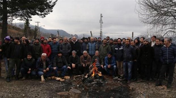 Grev yaptıkları için işten atılan 634 Eti Bakır işçisi: Tazminat ve ödeneklerimizi alamadık