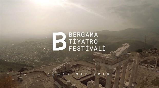 Bergama Uluslararası Tiyatro Festivali, sanatseverlere kapılarını açıyor