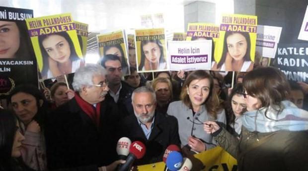 Helin Palandöken davası öncesi açıklama: Bizim acımız son olsun. Katil en ağır cezaya çarptırılısın