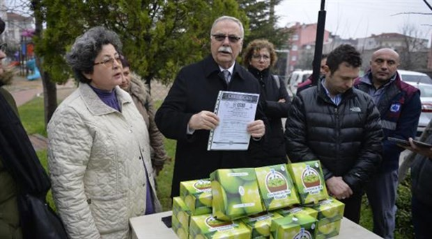 İl Milli Eğitim Müdürlüğü, Çanakkale Belediyesinin okullarda elma dağıtmasına izin vermedi