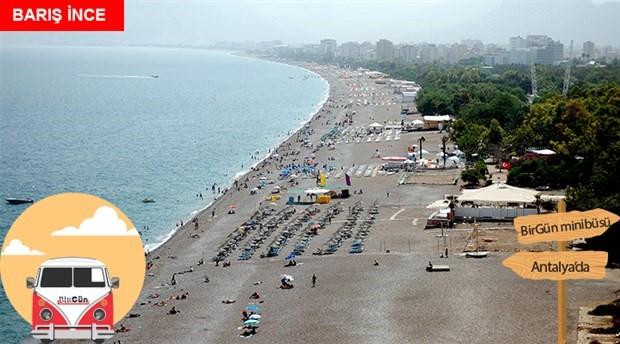 İşte iktidarın hayalindeki Antalya: Parası olmayan kıyılardan yararlanmasın