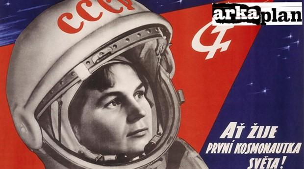 Valentina Tereşkova Uzaya giden ilk kadın