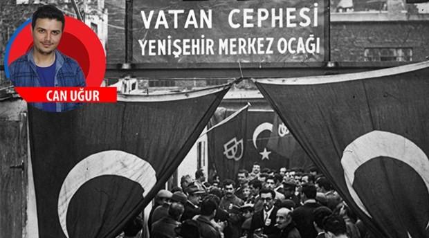Yazı Dizisi 1-: Milliyetçi cephe felaketi