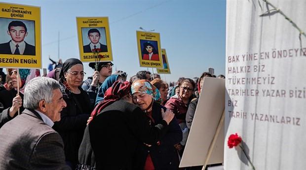 Gazi Mahallesi katliamında ölenler anıldı