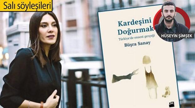 'Kardeşini Doğurmak' adlı kitabı sakıncalı bulunan Büşra Sanay: Can yakacak zehri ve ilacı bir kapta verdim
