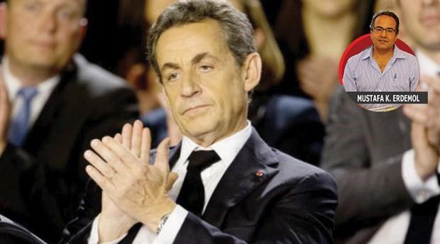 Sarkozy: Fırsatçılığı politika sanan emperyal hergele