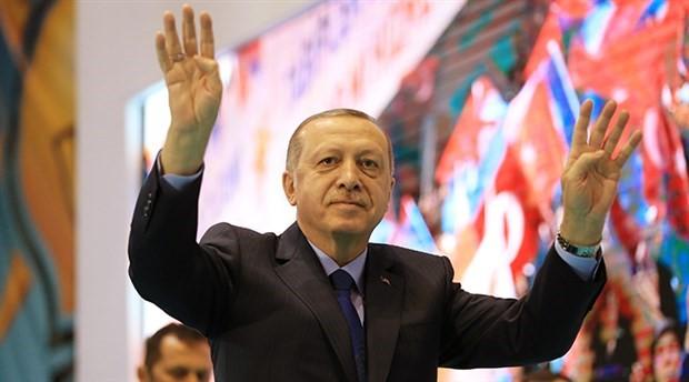 Erdoğan: Afrin harekatına diriliş muştusu diyebiliriz