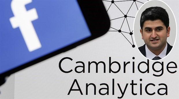 """""""AKP,Cambridge Analytica ile mi çalışıyor?"""""""