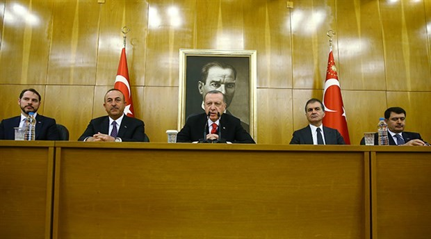 Our hope is that Iraq will complete the operation in Sinjar: Erdoğan
