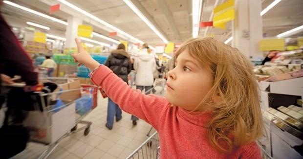 Çocuğunuzu uzak tutun: Market rafındaki lokumda 3 'zehir'