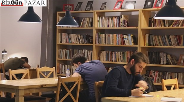 Toplumun fırsat eşitliği: Kütüphane