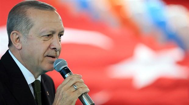 Erdoğan: Bazı yerlerde bir tıkanıklık var