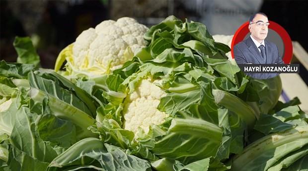 Enflasyon: Karnabahar olmadı lahana verelim