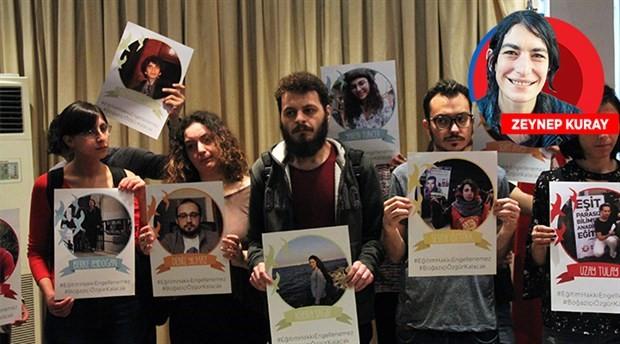 Tutuklanan Boğaziçili öğrencilerin aileleri: Çocuklarımızın yeri cezaevi değil, Boğaziçi kampüsüdür
