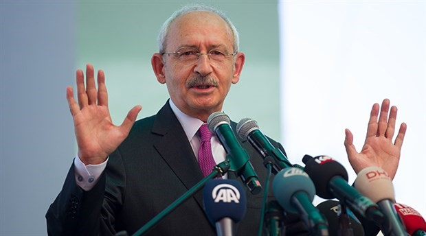 Kılıçdaroğlu: Ortadoğu yöneticilerinin de büyük günahları var