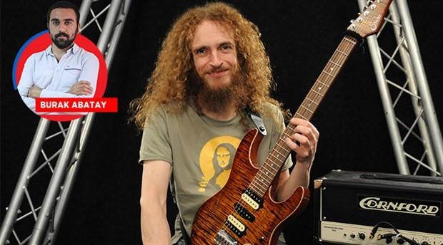 Ünlü gitarist Guthrie Govan: Türk müziği benzersiz bir tonlamaya sahip