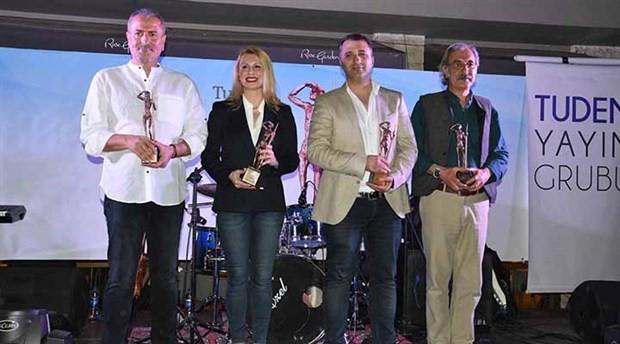 15. Tudem Edebiyat Ödülleri sahiplerine verildi