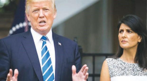 BM Elçisi ile Başkan Trump ayrı telden: Biri 'çıkacağız', diğeri 'kalacağız' diyor