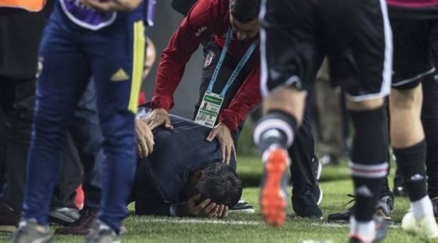 Fenerbahçe-Beşiktaş yarı final maçı çıkan olaylar nedeniyle tatil edildi