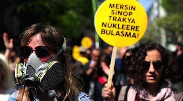 Nükleer karşıtları yasağa karşı buluşuyor