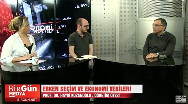Erken Seçimin Nedeni Bozulan Ekonomi mi? Prof. Dr. Hayri Kozanoğlu Değerlendiriyor