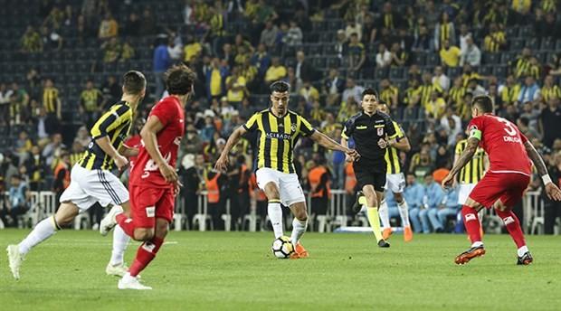 Fenerbahçe takipte!