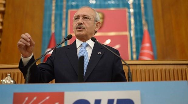 Kılıçdaroğlu, grup toplantısında konuşuyor