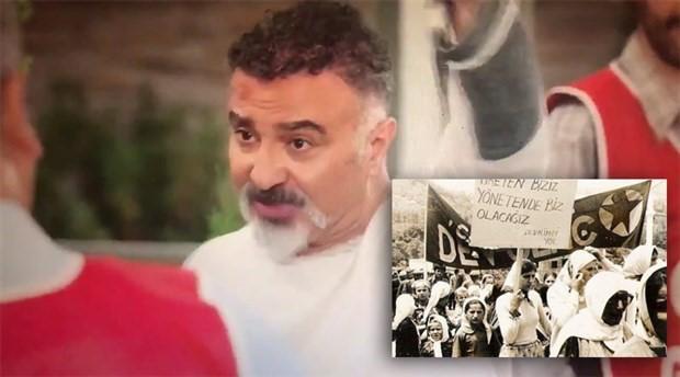 """Jet Sosyete dizisinde Cengiz: """"Üreten biziz yöneten de biz olacağız!"""""""