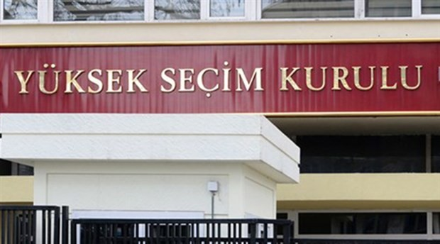 YSK siyasi reklam usüllerini belirledi