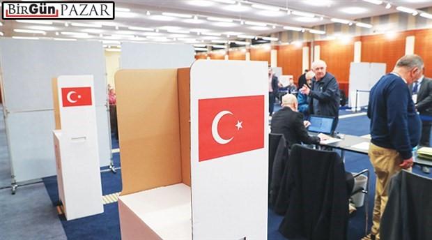Yurtdışında oy kullanma sistemi hakkında bilinmesi gerekenler