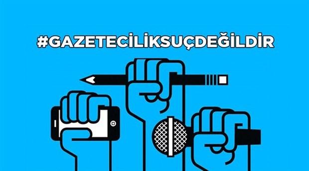 Nisan ayında 16 gazeteci gözaltına alındı, 11 gazeteci tutuklandı