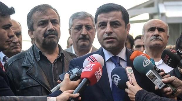 Selahattin Demirtaş ve Sırrı Süreyya Önder için 5 yıl ceza talebi