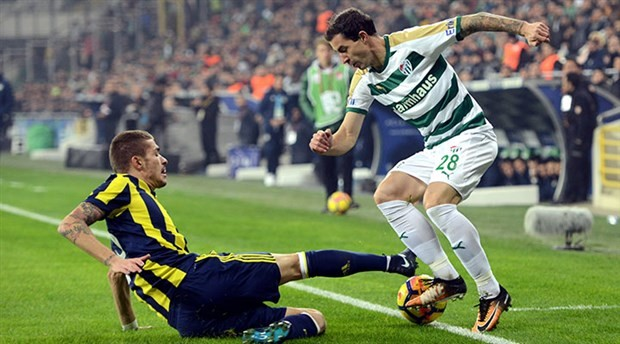 Bursaspor, Fenerbahçe deplasmanında