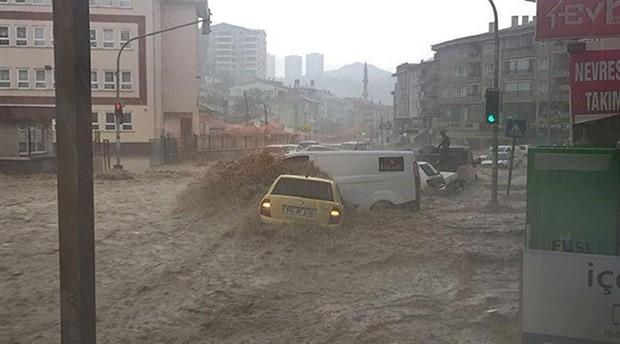 """İMO Ankara Şube Yönetim Kurulu """"Taşkınlar önlenebilir"""""""