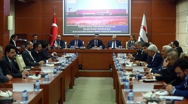 Erzurum ve Erzincan şeker fabrikaları satıldı