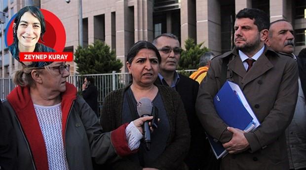 Gülsüm Elvan: Yine adalet diyeceğiz, TAMAM diyeceğiz