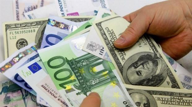 Dolar ve Euro akşam saatlerinde yeniden yükselişe geçti
