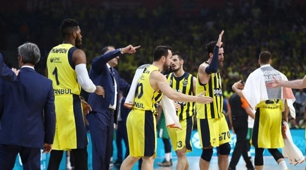 Fenerbahçe Doğuş finale yükseldi