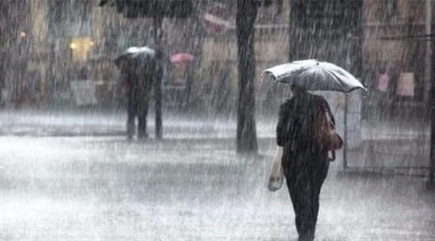 Sağanak yağışın etkili olduğu İstanbul için yeni tahmin!