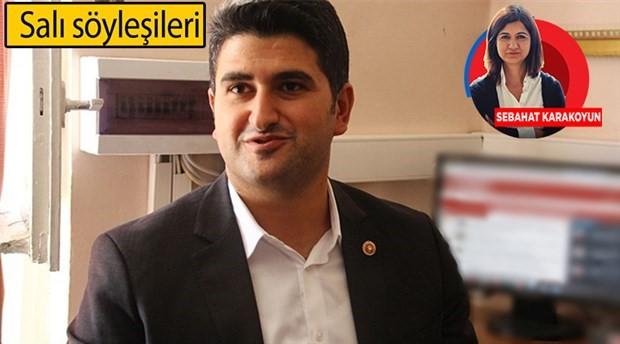 CHP Genel Başkan Yardımcısı Onursal Adıgüzel: Sandığa gidin, diktatörler düşük katılımdan beslenir