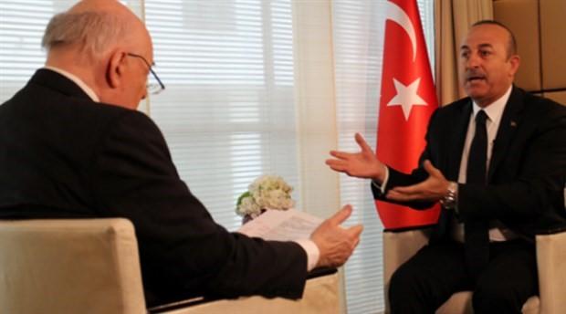 Bakan Çavuşoğlu, Alman gazeteciyi fırçaladı