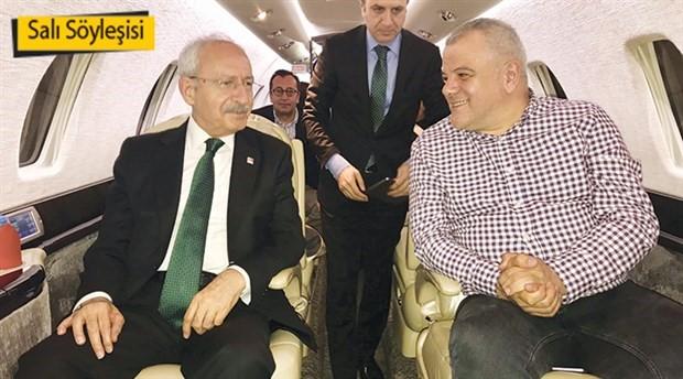 CHP lideri Kılıçdaroğlu: AKP gemisi su alıyor