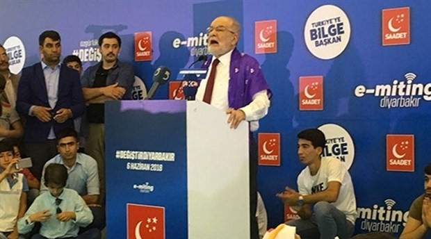 Karamollaoğlu: Kürt meselesi, en az 4 devleti ilgilendiren bir derinliğe sahip