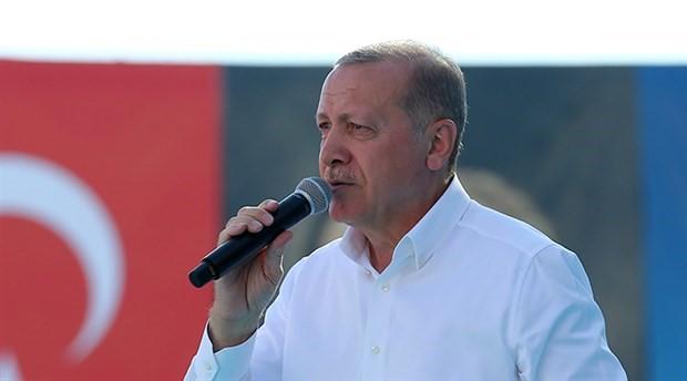 Erdoğan: Kıraathanede internet olacak