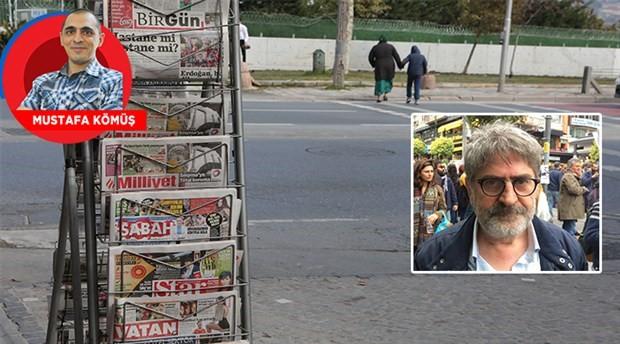 Gazetelerin sayfaları holdinglere yollanıyor