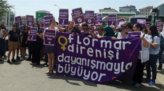 Feministlerden Flormar işçisi kadınlara destek