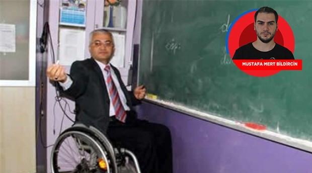 Engelli öğretmenlere 'müjde': 5 bin öğretmen adayına 500 kontenjan verildi