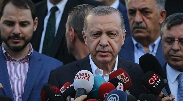 Cumhurbaşkanı Erdoğan: Bedelli askerlik gündemimizde var
