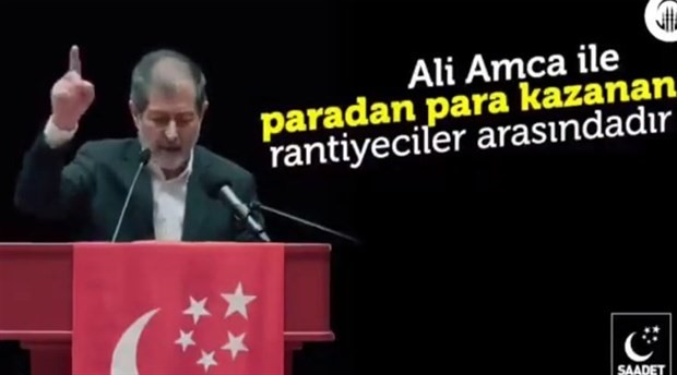 SP İstanbul İl Başkanı Sevim: Bize saldırılarn tamamı Tayyip Bey aşıklarından