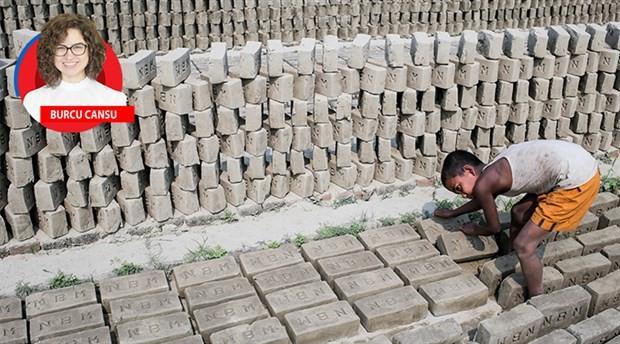 Bakanlık çocuk işçileri görmedi